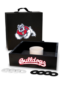 Fresno State Bulldogs Washer Toss Tailgate Game