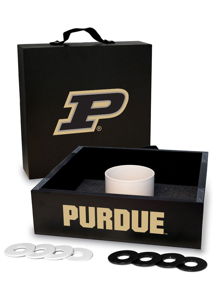 Purdue Boilermakers Washer Toss Tailgate Game - Image 1