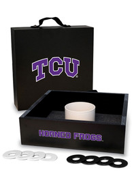 TCU Horned Frogs Washer Toss Tailgate Game