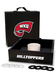 Western Kentucky Hilltoppers Washer Toss Tailgate Game