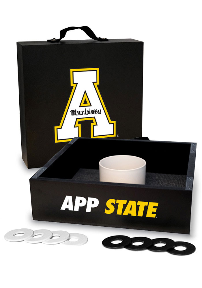 Appalachian State Mountaineers Washer Toss Tailgate Game - Image 1