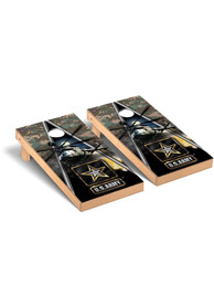 Army Regulation Cornhole Tailgate Game