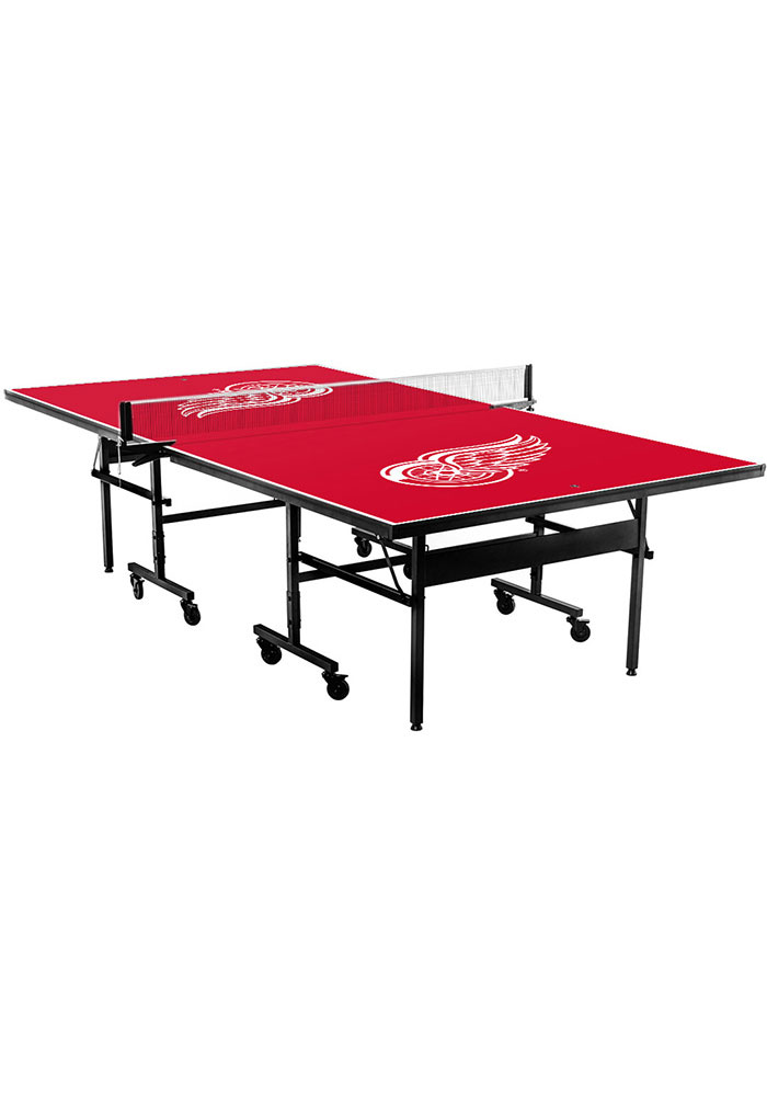 Detroit Red Wings Regulation Table Tennis - Image 1