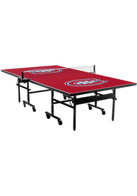 Montreal Canadiens Regulation Table Tennis