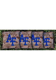 Air Force Falcons Corn Filled Cornhole Bags Tailgate Game