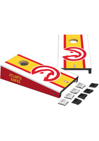 Atlanta Hawks Desktop Cornhole Desk Accessory