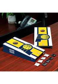 Indiana Pacers Desktop Cornhole Desk Accessory