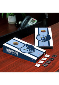 Memphis Grizzlies Desktop Cornhole Desk Accessory