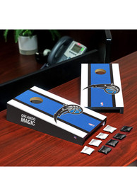 Orlando Magic Desktop Cornhole Desk Accessory