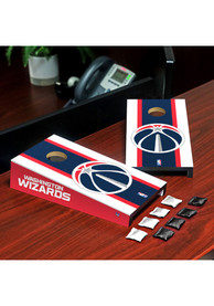 Washington Wizards Desktop Cornhole Desk Accessory