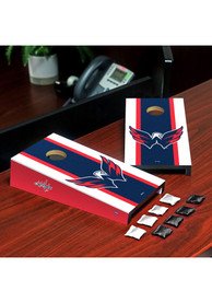 Washington Capitals Desktop Cornhole Desk Accessory
