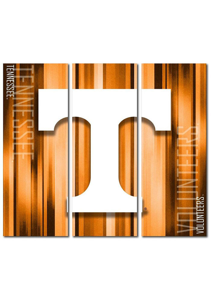 Tennessee Volunteers 3 Piece Rush Canvas Wall Art - Image 1