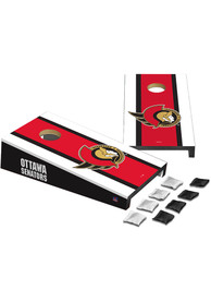 Ottawa Senators Desktop Cornhole Desk Accessory