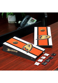 Anaheim Ducks Desktop Cornhole Desk Accessory