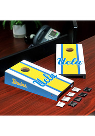 UCLA Bruins Desktop Cornhole Desk Accessory