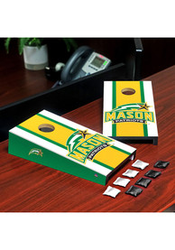 George Mason University Desktop Cornhole Desk Accessory