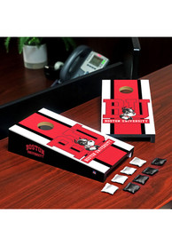 Boston Terriers Desktop Cornhole Desk Accessory