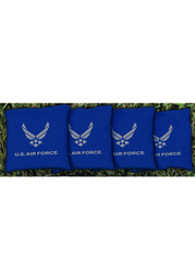 Air Force All Weather Cornhole Bags Tailgate Game