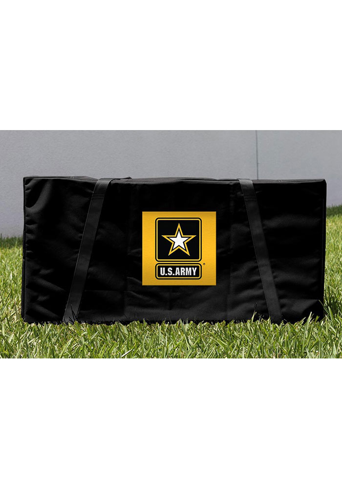 Army Cornhole Carrying Case Tailgate Game - Image 1