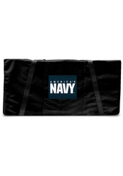 Navy Cornhole Carrying Case Tailgate Game