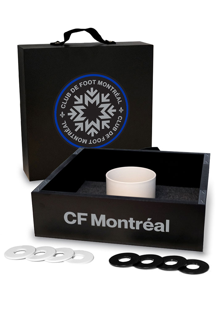 Montreal Impact Washer Toss Tailgate Game - Image 1
