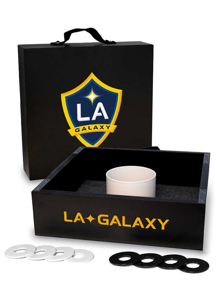 LA Galaxy Washer Toss Tailgate Game - Image 1