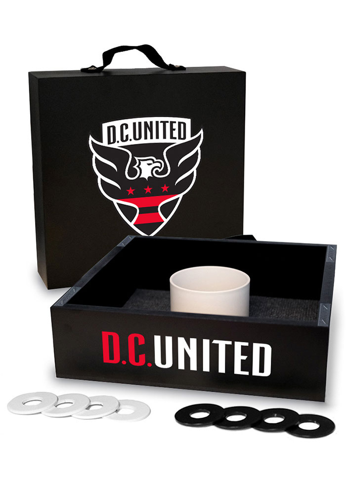 DC United Washer Toss Tailgate Game - Image 1