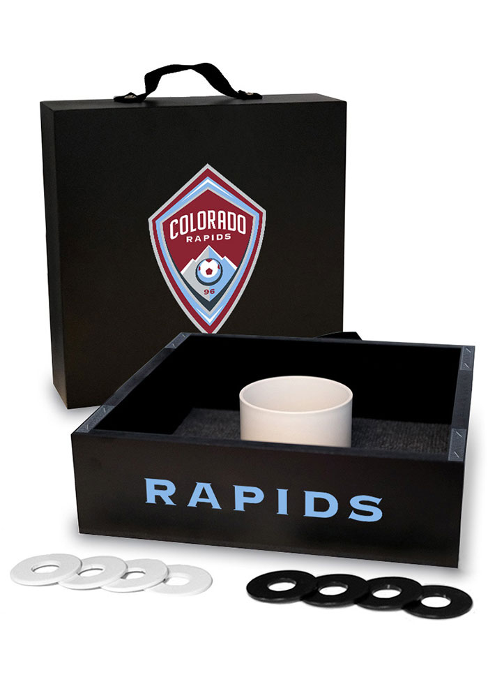 Colorado Rapids Washer Toss Tailgate Game - Image 1
