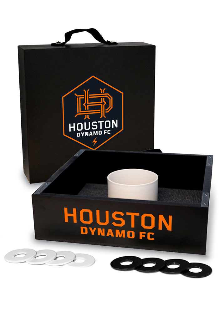 Houston Dynamo Washer Toss Tailgate Game - Image 1