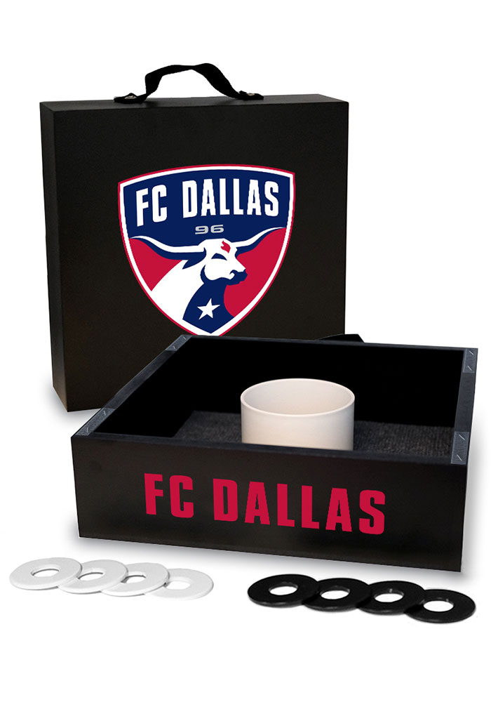 FC Dallas Washer Toss Tailgate Game - Image 1