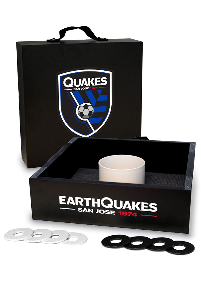 San Jose Earthquakes Washer Toss Tailgate Game - Image 1
