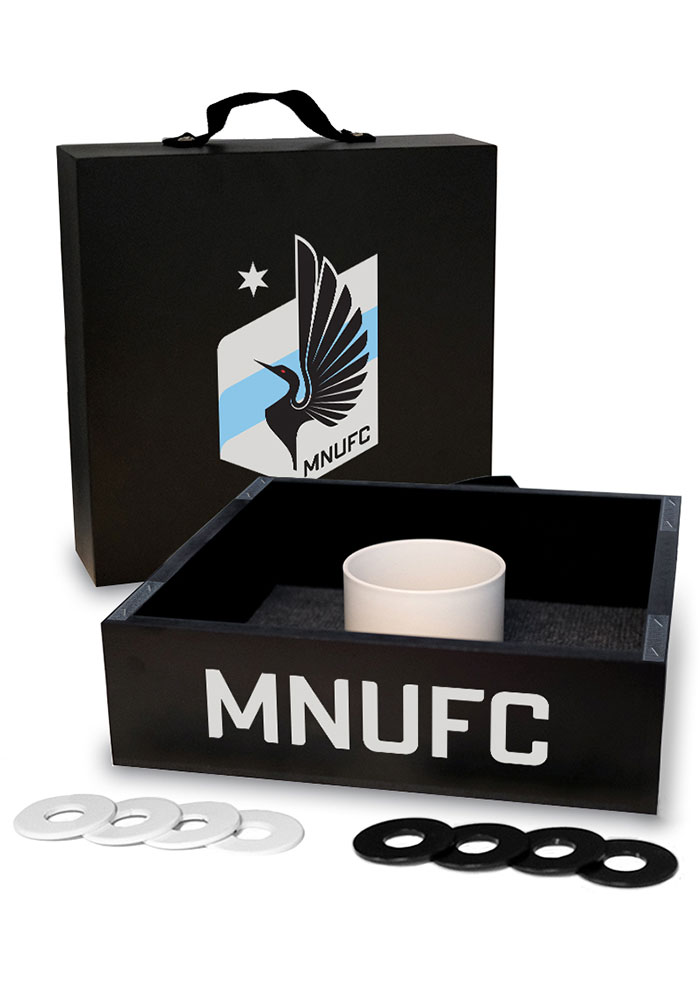 Minnesota United FC Washer Toss Tailgate Game - Image 1
