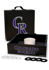 Colorado Rockies Washer Toss Tailgate Game