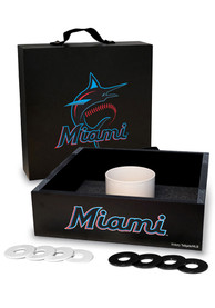 Miami Marlins Washer Toss Tailgate Game