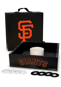 San Francisco Giants Washer Toss Tailgate Game