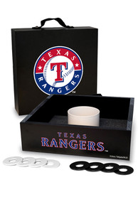 Texas Rangers Washer Toss Tailgate Game