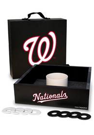 Washington Nationals Washer Toss Tailgate Game