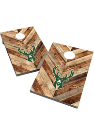 Milwaukee Bucks 2X3 Cornhole Bag Toss Tailgate Game