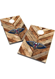 New Orleans Pelicans 2X3 Cornhole Bag Toss Tailgate Game