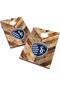 Sporting Kansas City 2X3 Cornhole Bag Toss Tailgate Game
