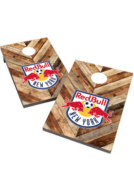 New York Red Bulls 2X3 Cornhole Bag Toss Tailgate Game