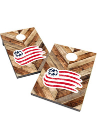 New England Revolution 2X3 Cornhole Bag Toss Tailgate Game