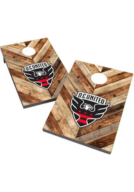 DC United 2X3 Cornhole Bag Toss Tailgate Game