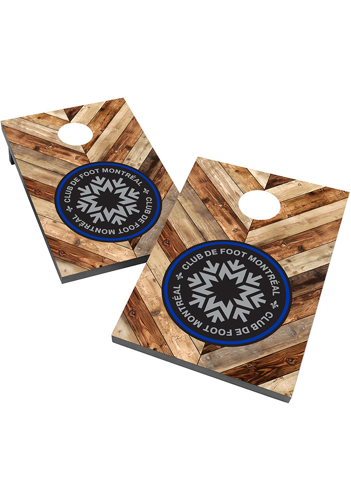 Montreal Impact 2X3 Cornhole Bag Toss Tailgate Game