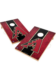 Arizona Diamondbacks Vintage 2x3 Cornhole Tailgate Game