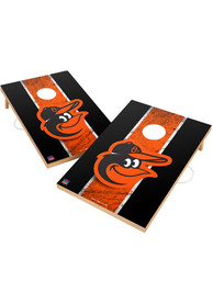 Baltimore Orioles Vintage 2x3 Cornhole Tailgate Game
