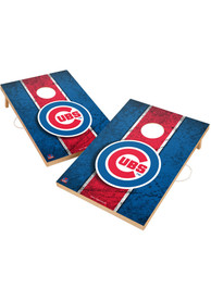 Chicago Cubs Vintage 2x3 Cornhole Tailgate Game