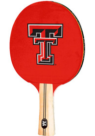 Texas Tech Red Raiders Paddle Table Tennis
