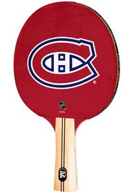Montreal Canadiens Paddle Table Tennis