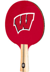 Wisconsin Badgers Paddle Table Tennis